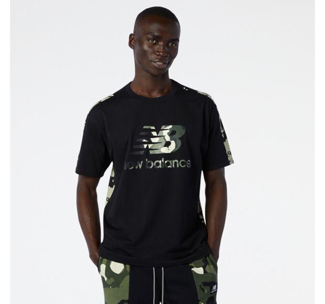 Men's NB Essential Camo Tee