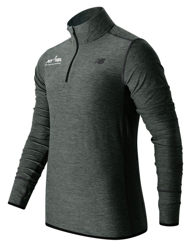 Run for Life Quarter Zip