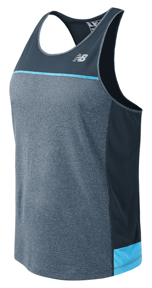 Men's Tech Run Singlet