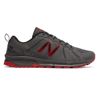 New Balance Men's 590v4 Trail Running Shoes (Charcoal)