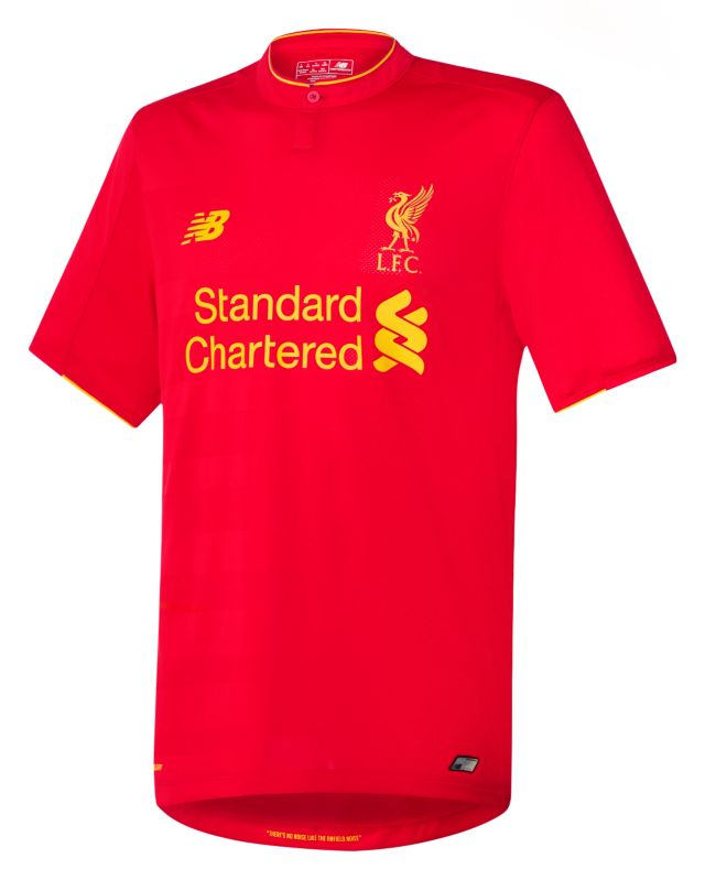 LFC Mens Home SS Jersey