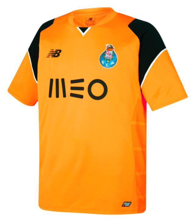 FC Porto Mens Home GK SS Jersey