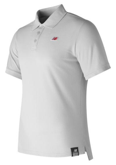 New Balance 71502 Men's Cotton Pique Polo Image