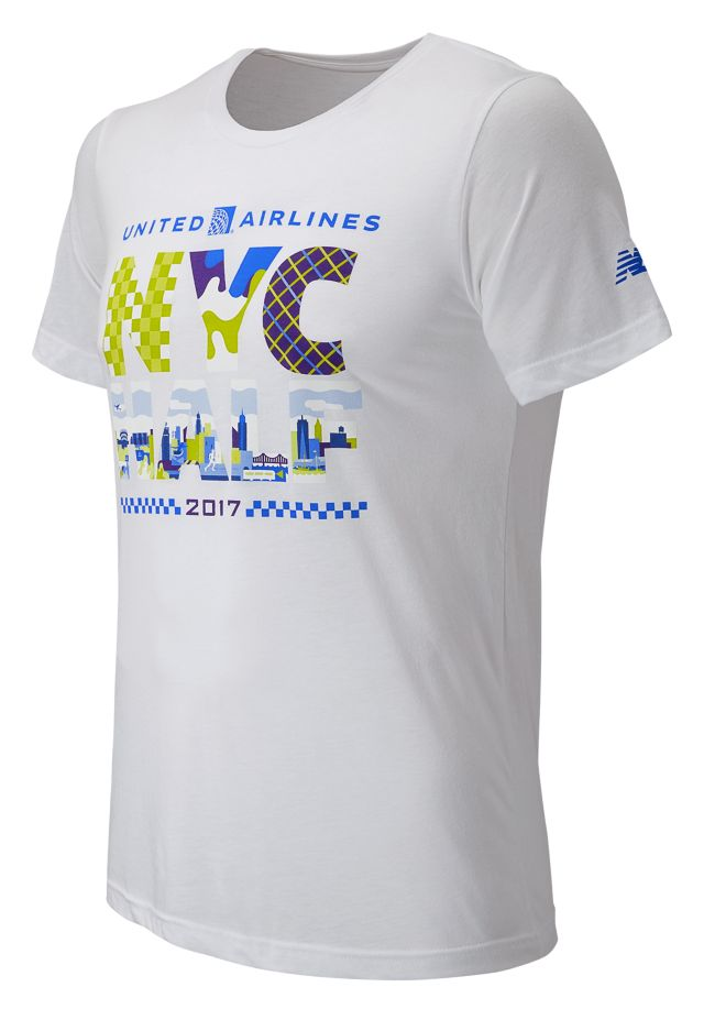United NYC Half Finisher SS Tee