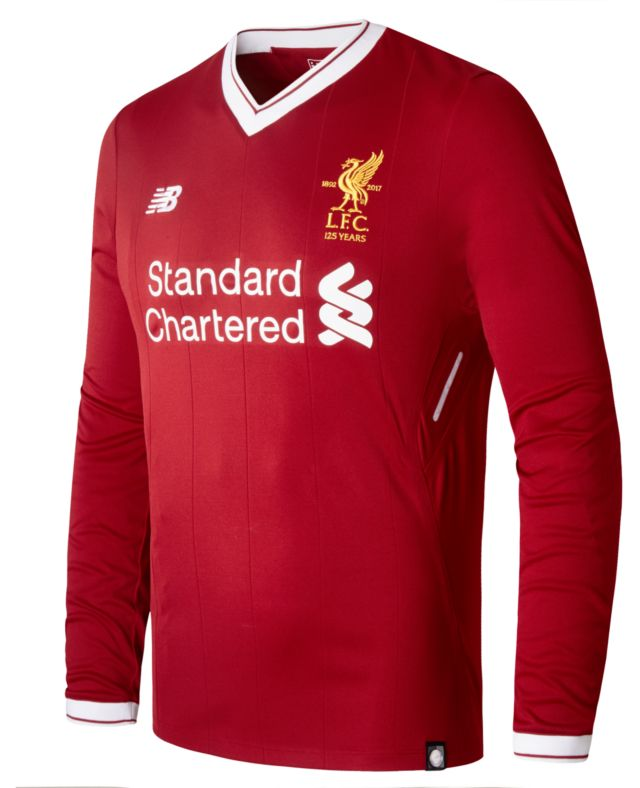 Men's LFC Home LS Jersey