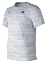 Men's NYC Marathon Fantom Force Short Sleeve Top