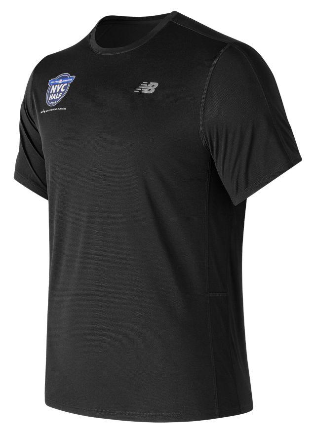 Men's United NYC Half Training Accelerate Short Sleeve