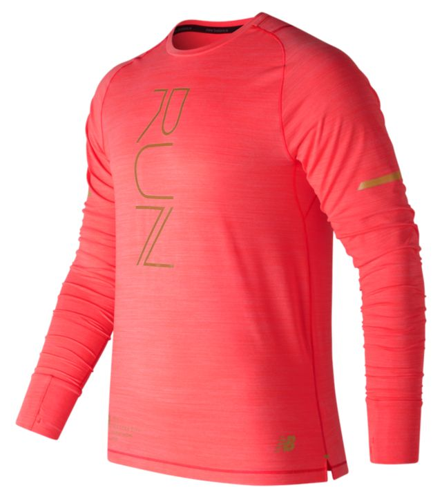 Men's NYC Marathon Seasonless Long Sleeve