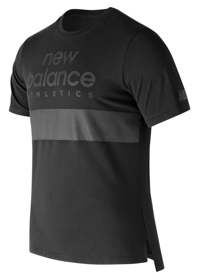 Men's NB Athletics Reflective Tee