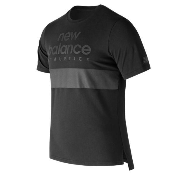 Men's NB Athletics Reflective Tee