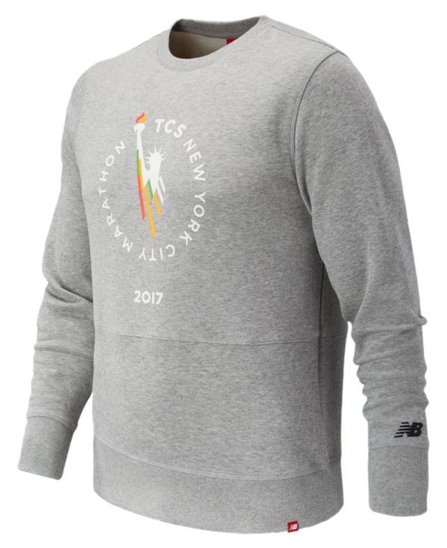 Men's NYC Marathon Essentials Crew BL
