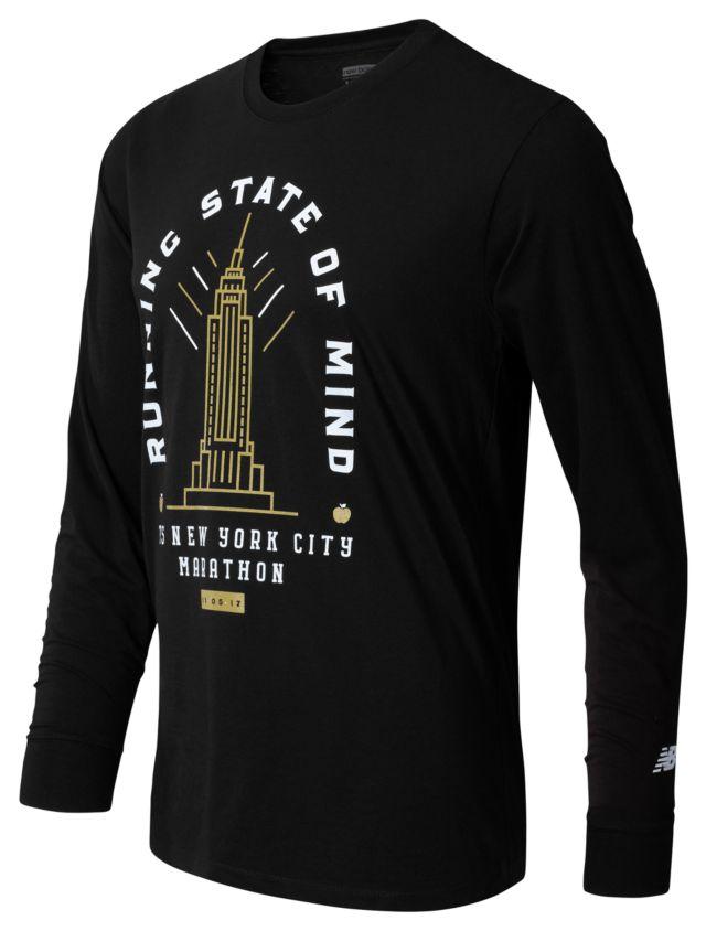Men's NYC Marathon Empire Long Sleeve