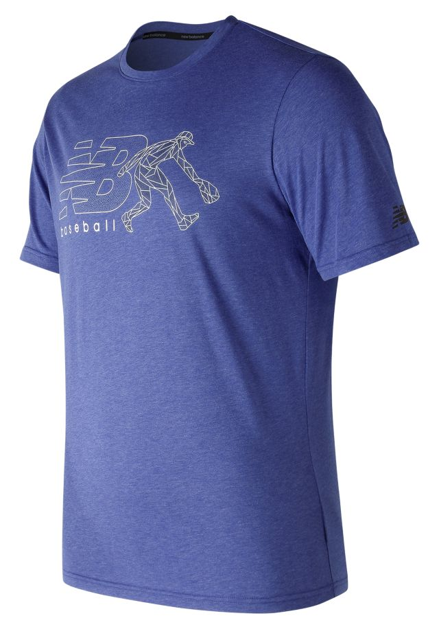 Men's Beta Baseball 5050 Tee