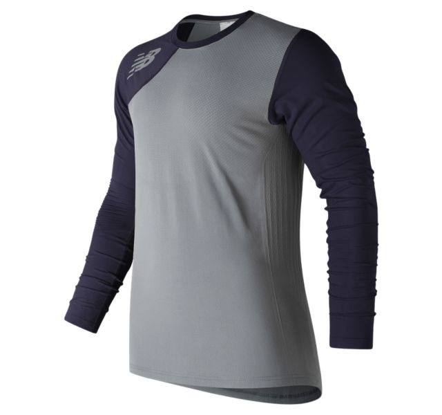 Men's Seamless Asym Right Top