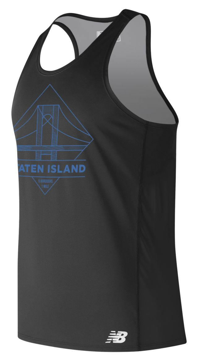 Men's 5th Ave Staten Island Singlet