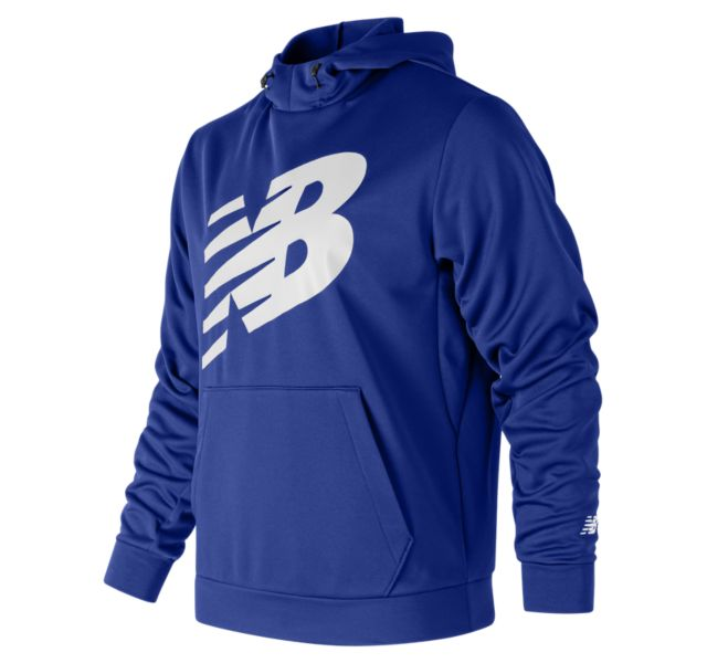 Men's Graphic NB CoreFleece Hoodie