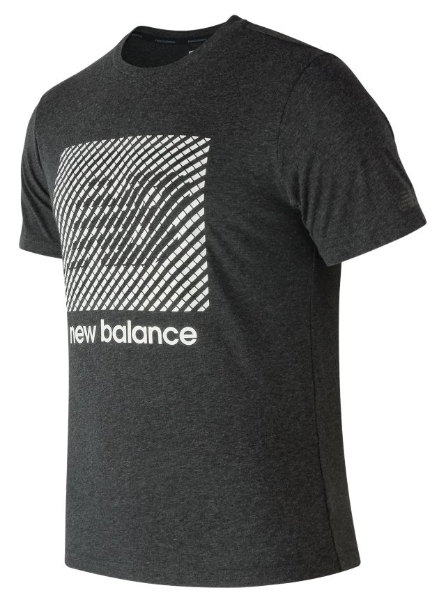 Men's Hi-Def Heather Tech Tee