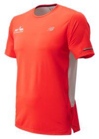 Men's Run for Life NB Ice 2.0 Short Sleeve