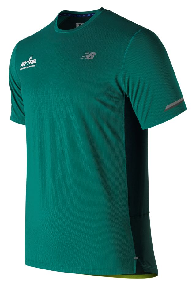 Men's Run for Life NB Ice 2.0 Short Sleeve