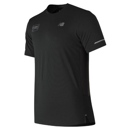 New Balance London Edition NB Ice 2.0 Short Sleeve  - Black (Talla L)