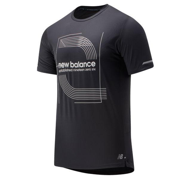 Men's Printed NB Ice 2.0 Short Sleeve