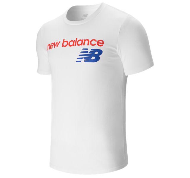 Men's NB Athletics Tee