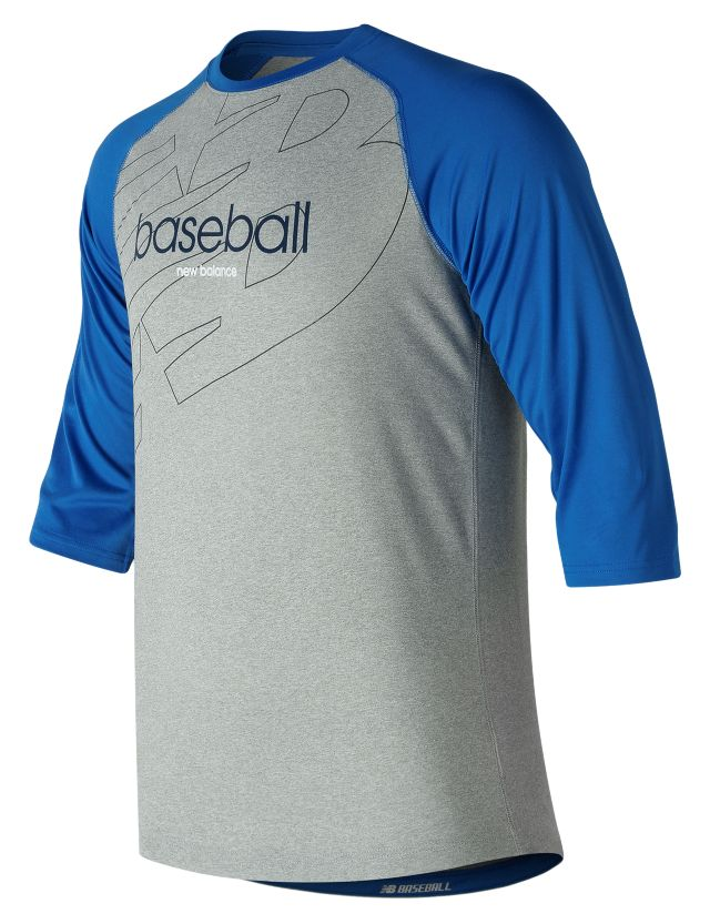 Walk Off Graphic Raglan