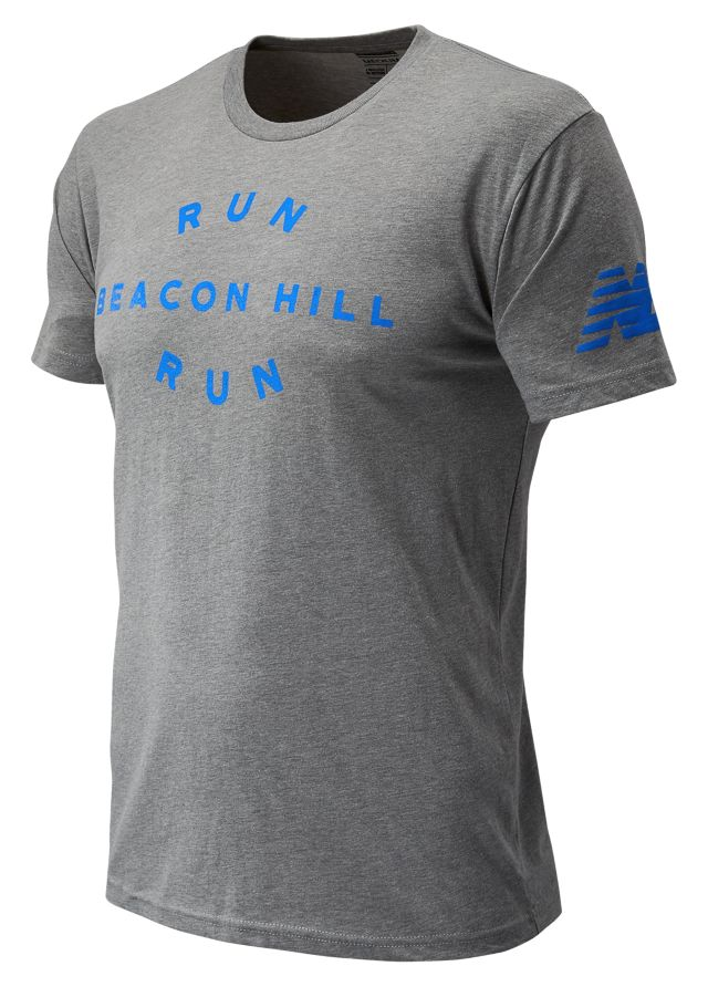 Unisex Run Beacon Hill Run Tee