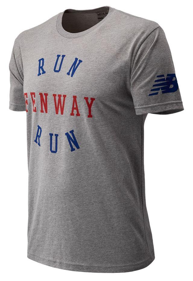 Unisex Run Fenway Run Tee