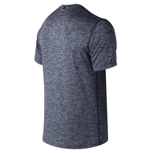 New-Balance-Core-Heathered-Tee-Men-039-s-Top-Performance thumbnail 9