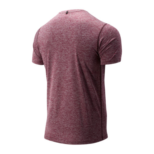 New-Balance-Core-Heathered-Tee-Men-039-s-Top-Performance thumbnail 11