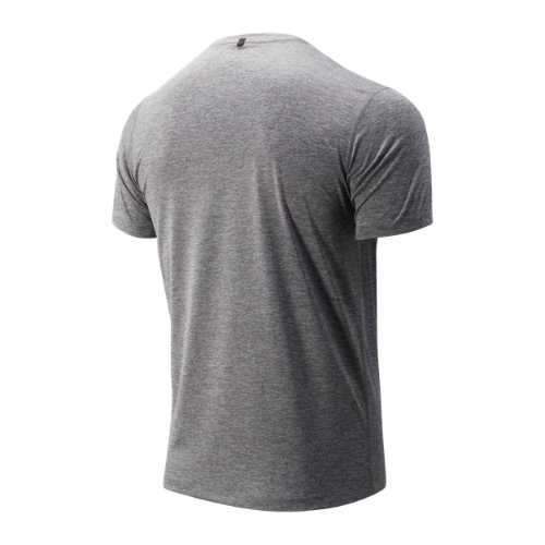 New-Balance-Core-Heathered-Tee-Men-039-s-Top-Performance thumbnail 13