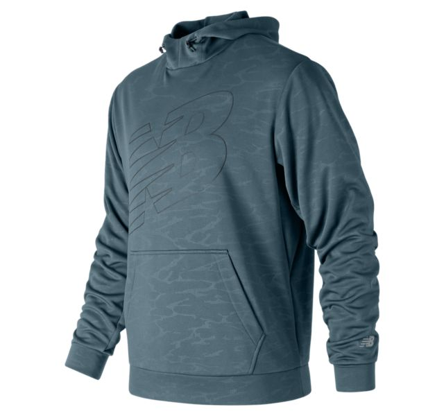 Men's Embossed NB CoreFleece Hoodie