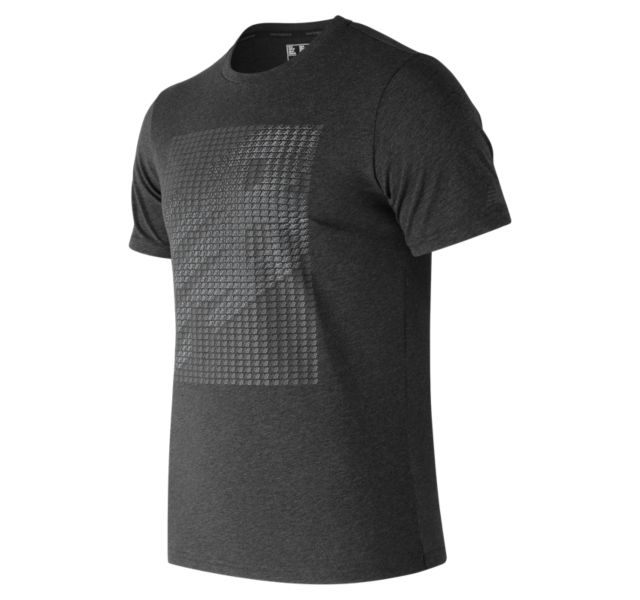 Men's Dig Deep Heather Tech Tee