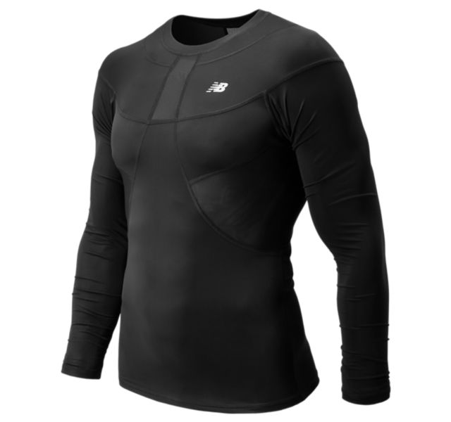 Men's Compression Long Sleeve Tee