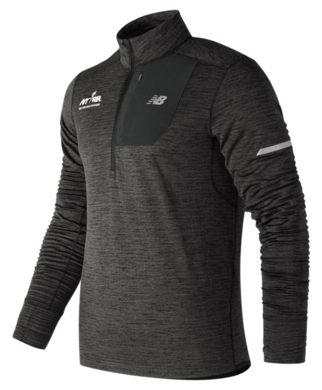 Men's Run for Life NB Heat Quarter Zip