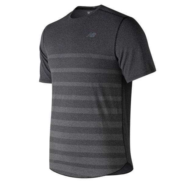 Men's Q Speed Jacquard Short Sleeve