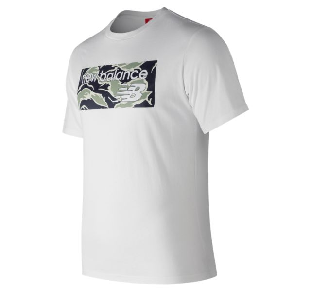 Men's NB Athletics Camp Tee