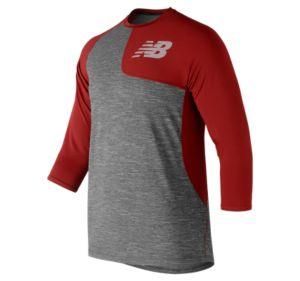 Men's Asym 2.0 Left 3/4 Sleeve