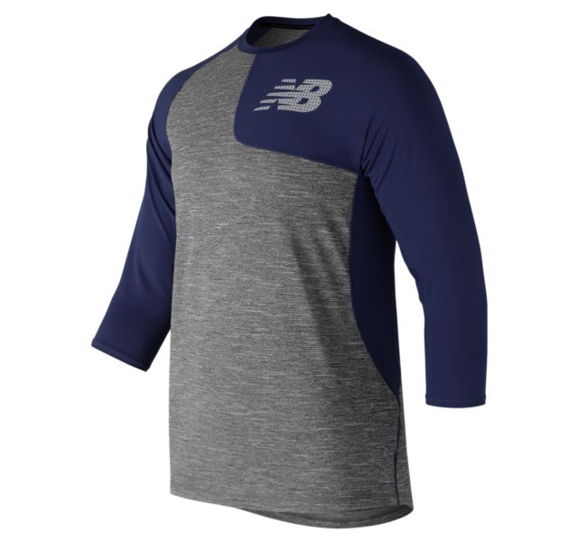 Men's Asym 2.0 Left 3/4 Sleeve