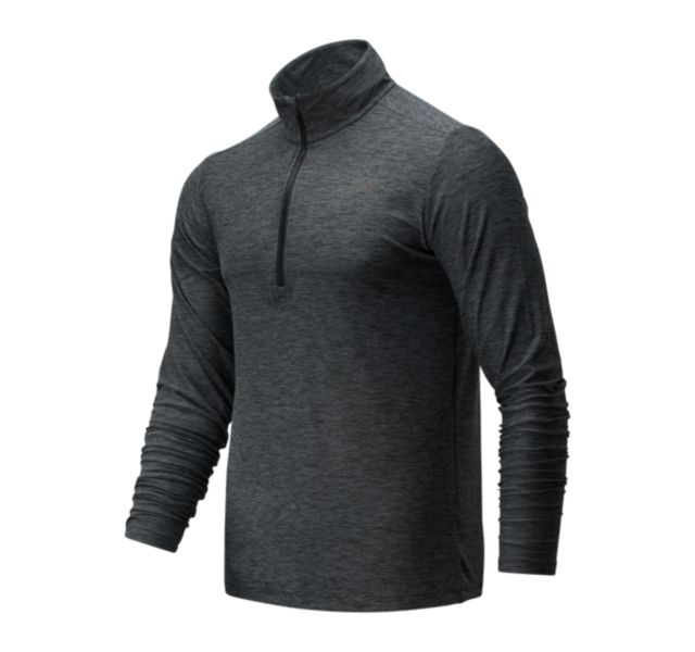 Men's Core Space Dye Quarter Zip