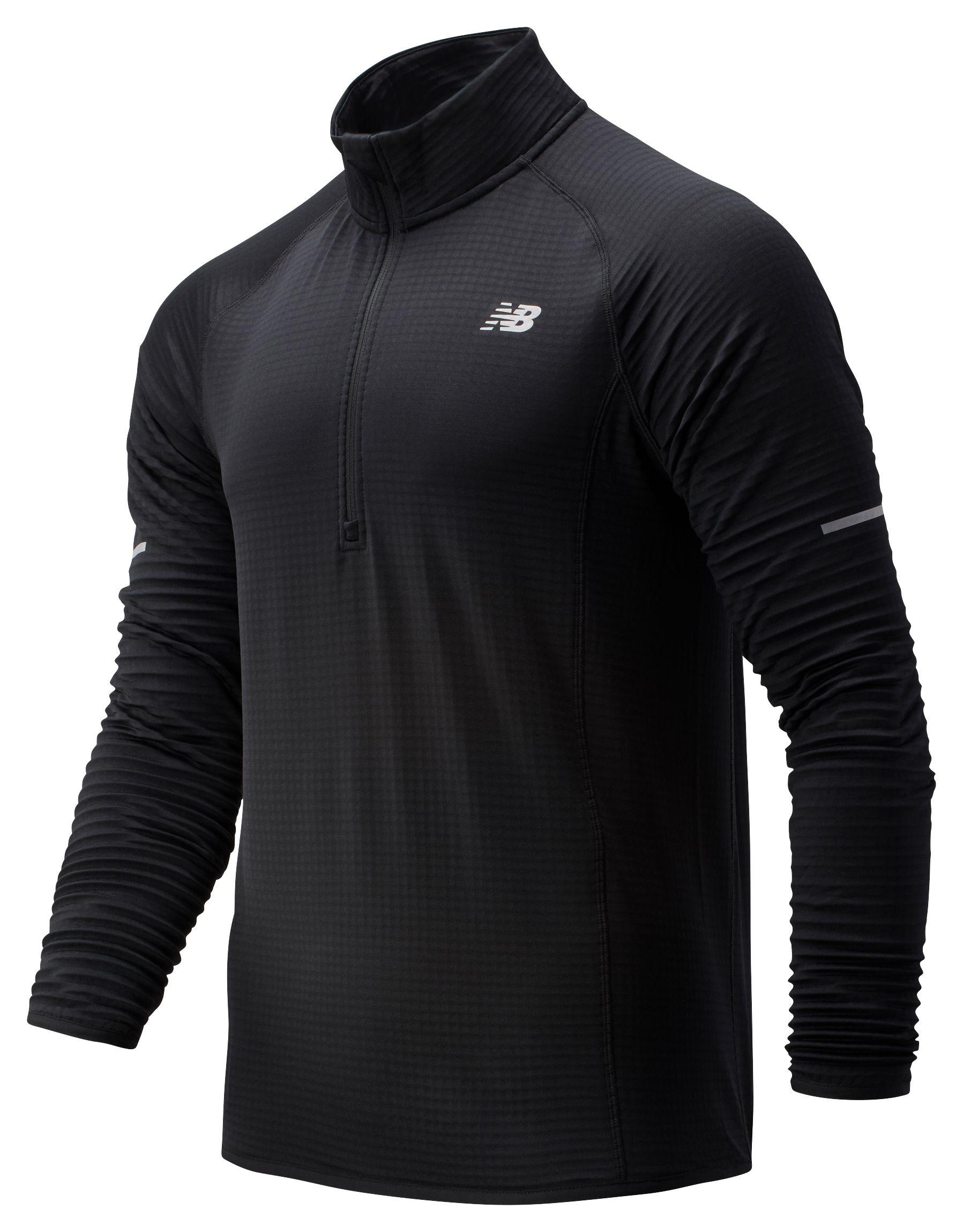 Men's Heat Quarter Zip