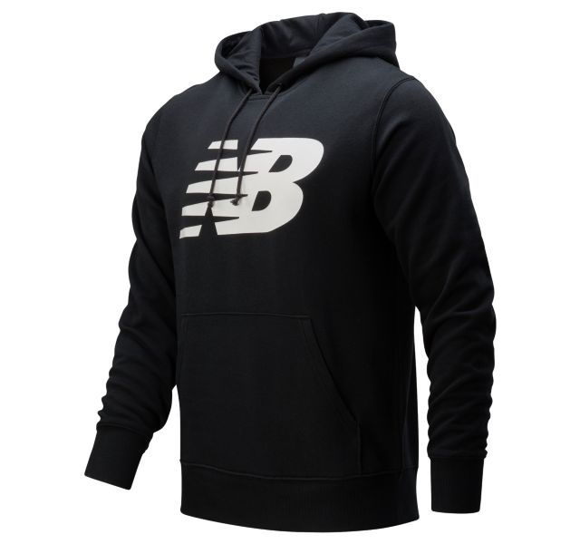 New Balance Mens Core Fleece Hoodie