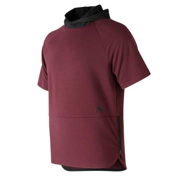 Men's R.W.T. Short Sleeve Hoodie