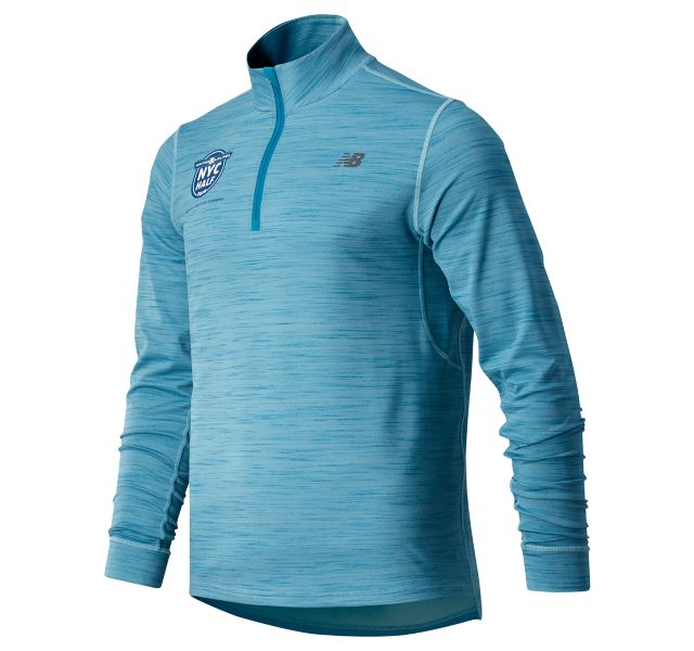 Men's 2019 United Airlines Half Anticipate 2.0 Quarter Zip