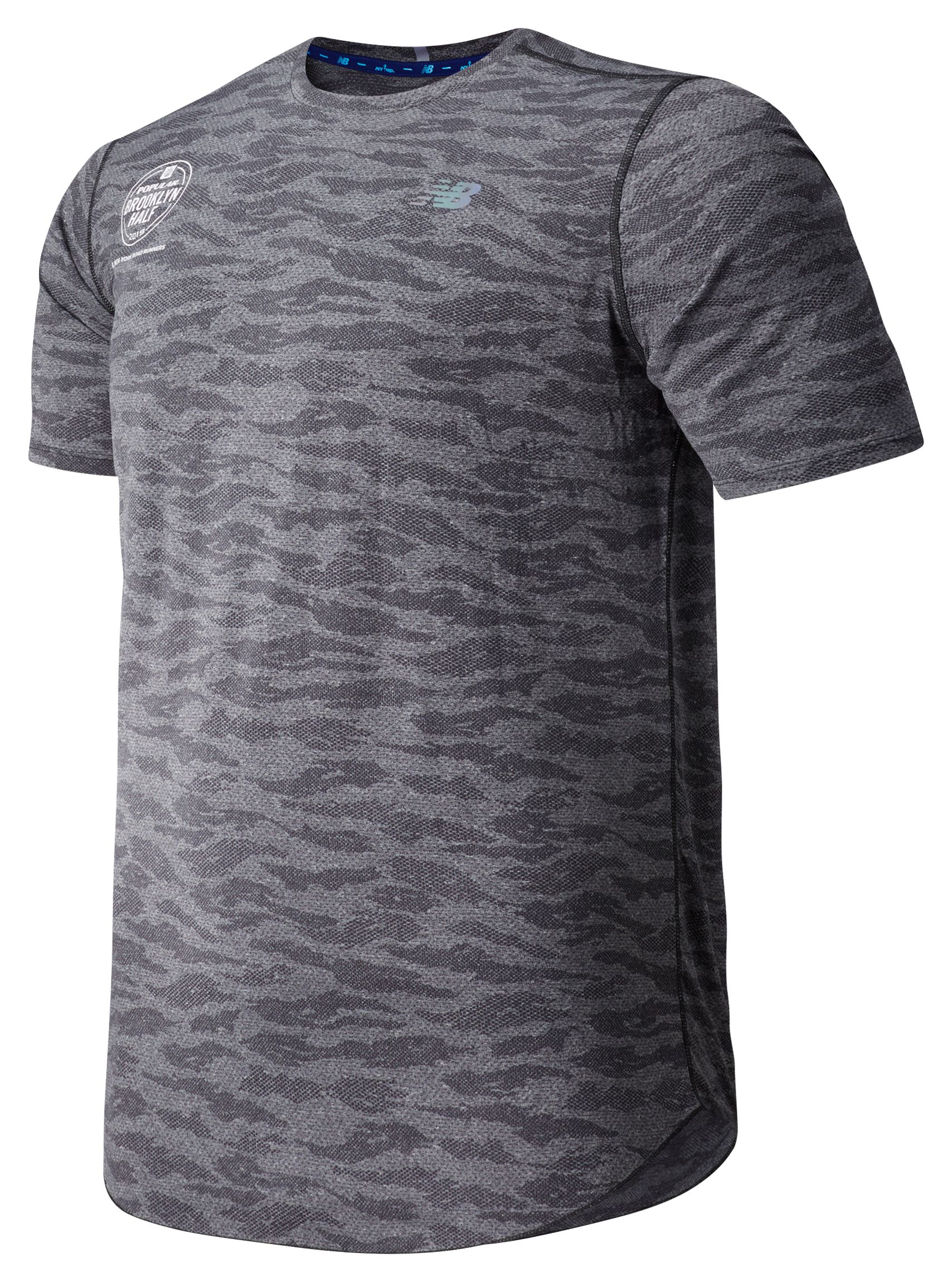 Men's Brooklyn Half Q Speed Breathe Short Sleeve