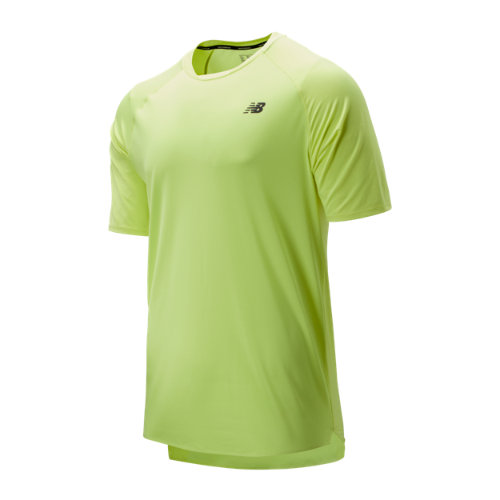 New Balance 91403 Men's Tournament Movement Top - Yellow (MT91403AUS)