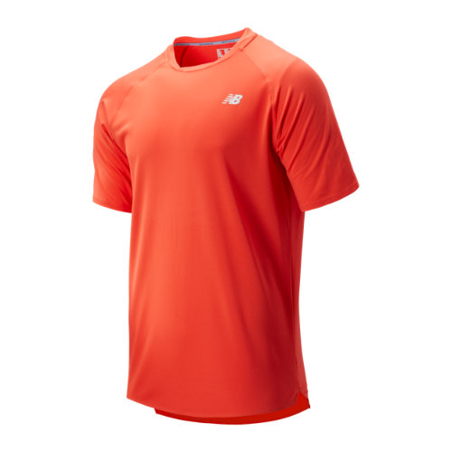 New Balance 91403 Men's Tournament Movement Top - Pink (MT91403CRG)