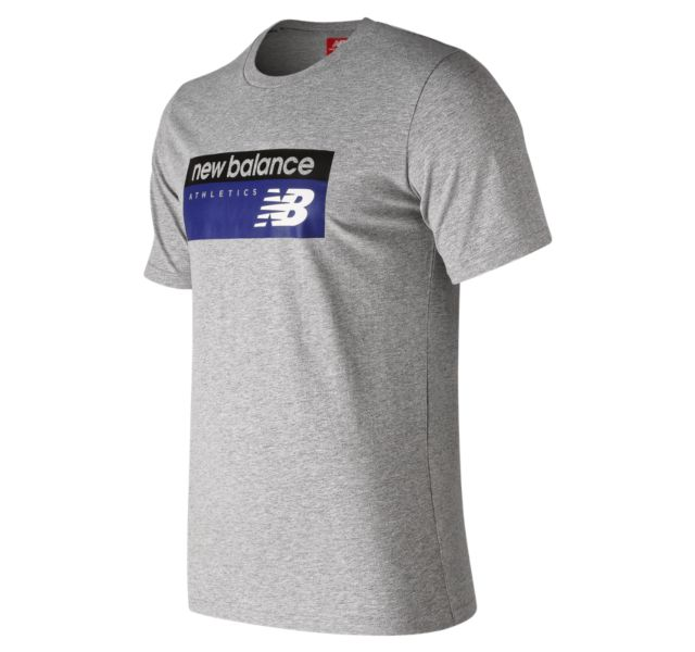 Men's NB Athletics Banner Tee