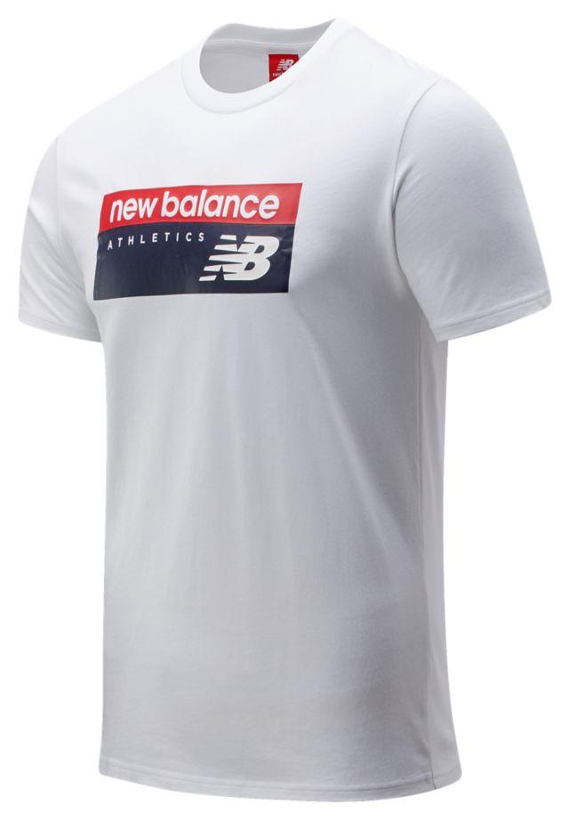 Men's NB Athletics Banner Tee